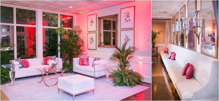 Premiere Events Lady in Red | Rachael Hall Photography